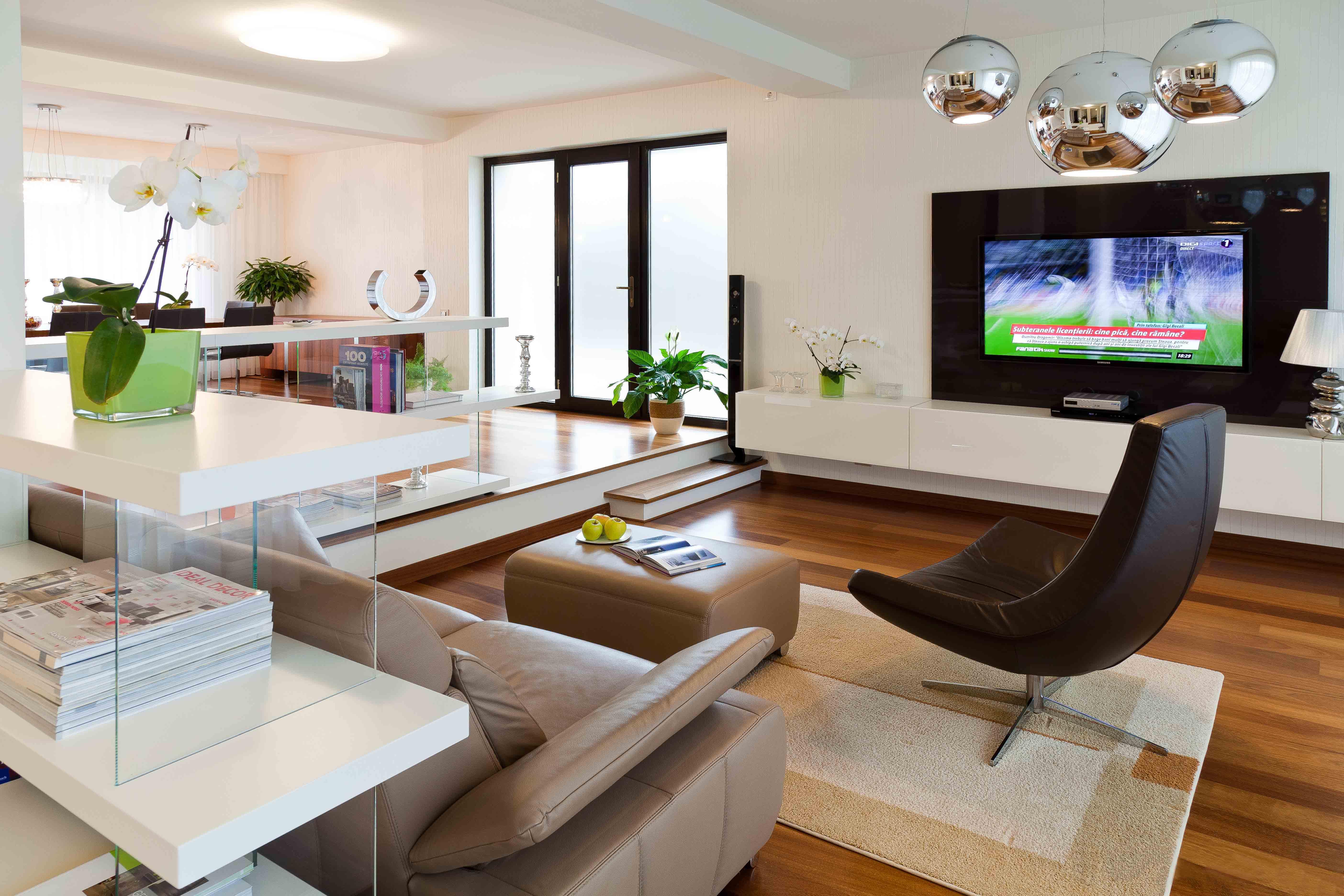 Living cu design modern minimalist